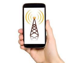 ضعف پوشش آنتن موبایل